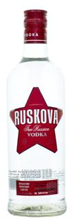 Ruskova Vodka Raspberry 750ml